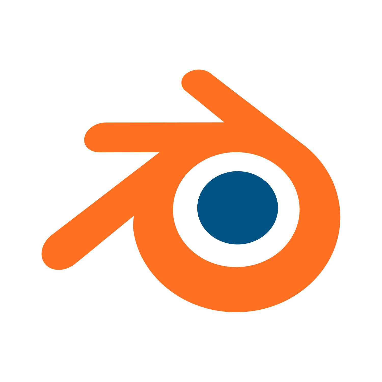 Blender Logo (Square Thumbnail)