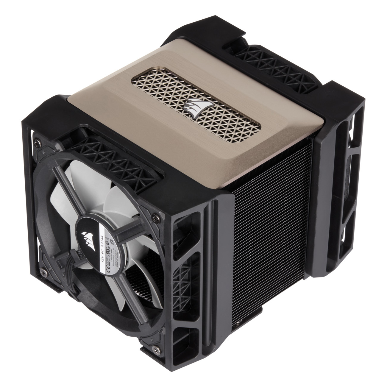 Corsair A500 Dual-fan Cooler