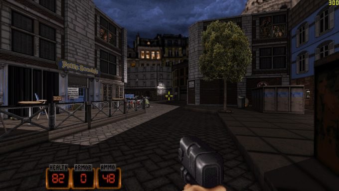 Duke Nukem 3D on Acer Predator Triton 500 Gaming Notebook