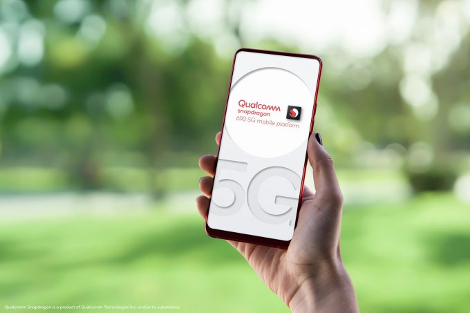 Qualcomm Snapdragon 690 Reference Device