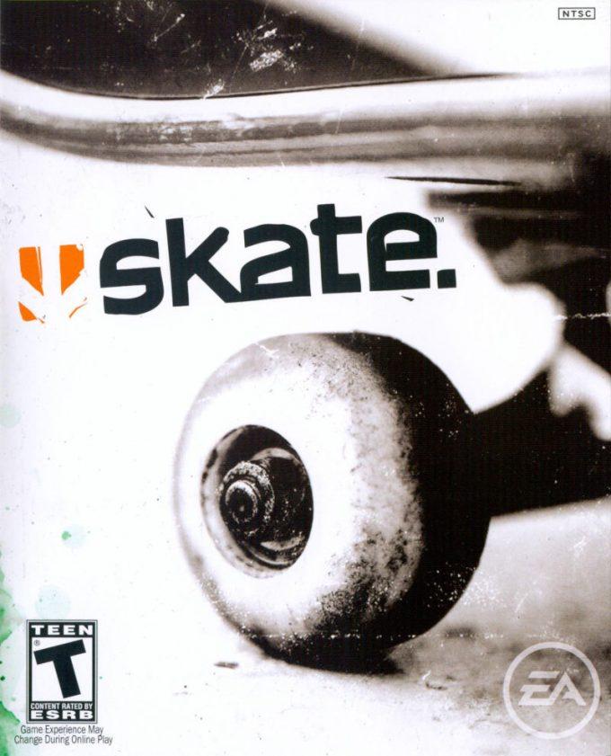 Skate Game Cover