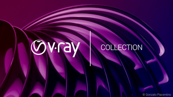 V-Ray Collection Scene - Credit Gonzalo Piacentino