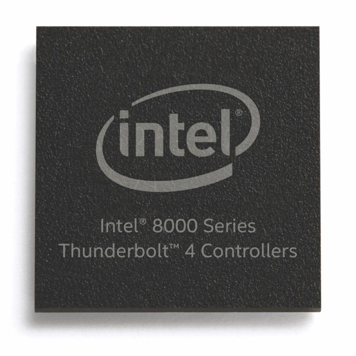 Intel 8000 Thunderbolt 4 Controller