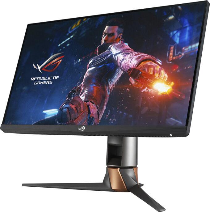 ASUS PG259QN 360Hz Gaming Monitor - Front