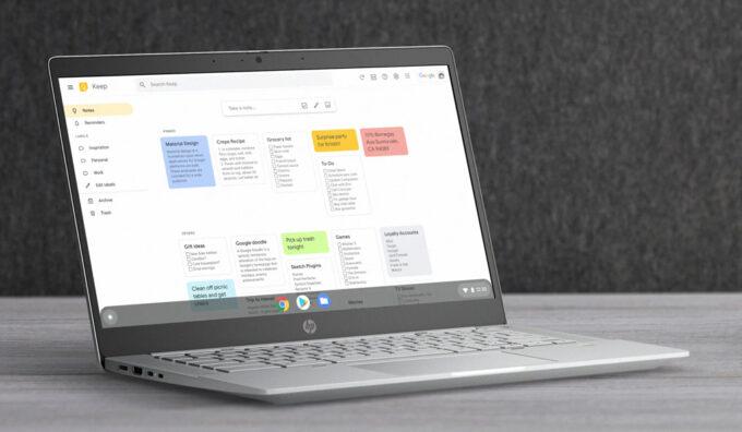 HP Pro c645 Enterprise Chromebook