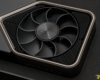 NVIDIA GeForce RTX 3080 Founders Edition - Fan Closeup