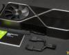 NVIDIA GeForce RTX 3090 - 12-pin Power Adapter