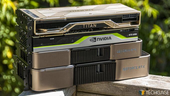 NVIDIA GeForce RTX 3090 - And RTX 3080, RTX 6000, TITAN RTX
