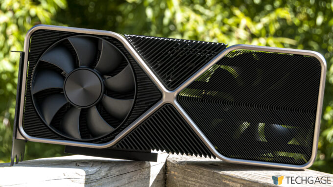 NVIDIA GeForce RTX 3090 - Overview
