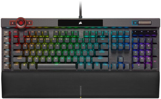Corsair K100 RGB Gaming Keyboard - Overview