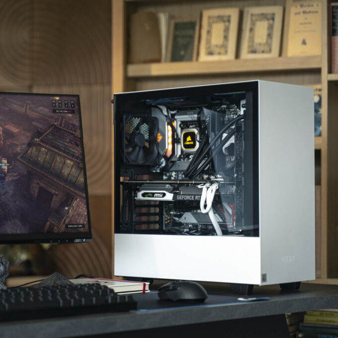 Intel-equipped Gaming PC