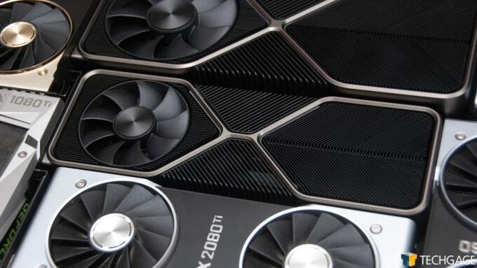 NVIDIA GeForce RTX 3080 And Friends