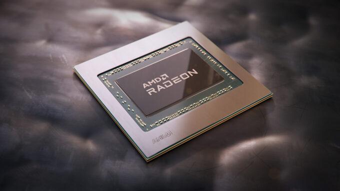 AMD Radeon RX 6800 Series Chip Shot