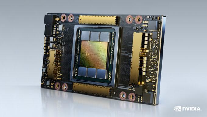 NVIDIA A100 80GB Deep-learning GPU