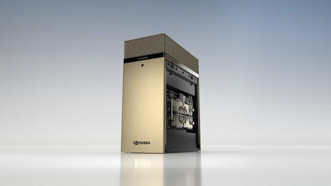 NVIDIA DGX Station - A100 80GB