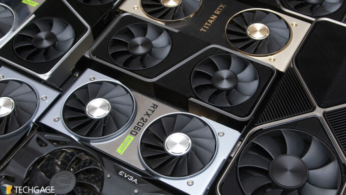 NVIDIA Graphics Cards Tested For GPU Rendering