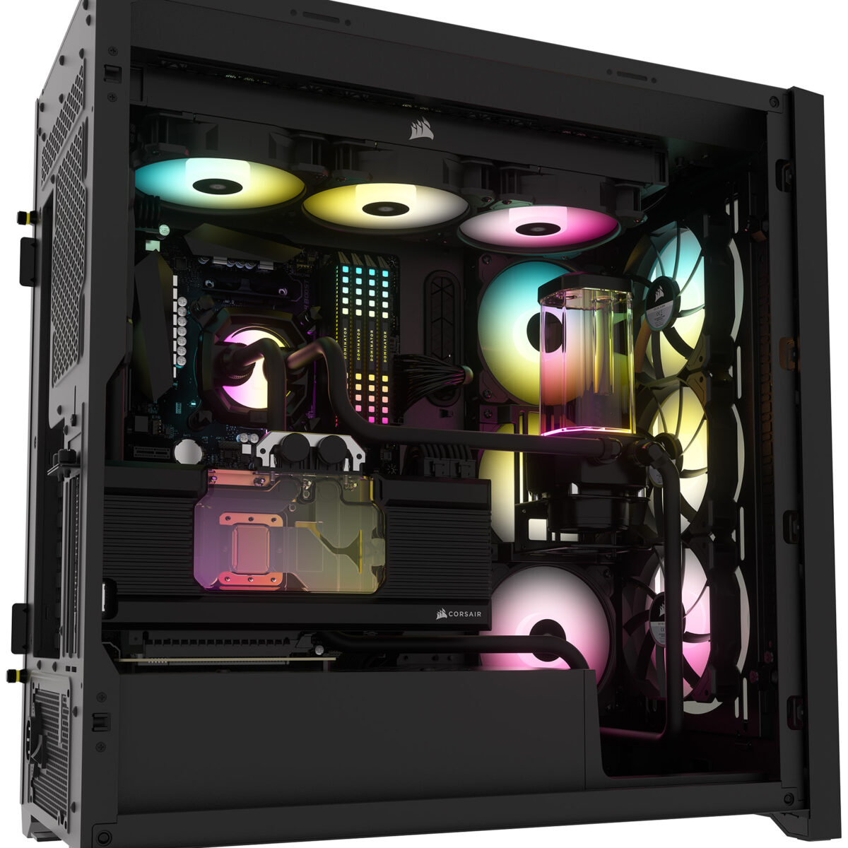 Corsair iCUE 5000X RGB Mid-Tower Chassis
