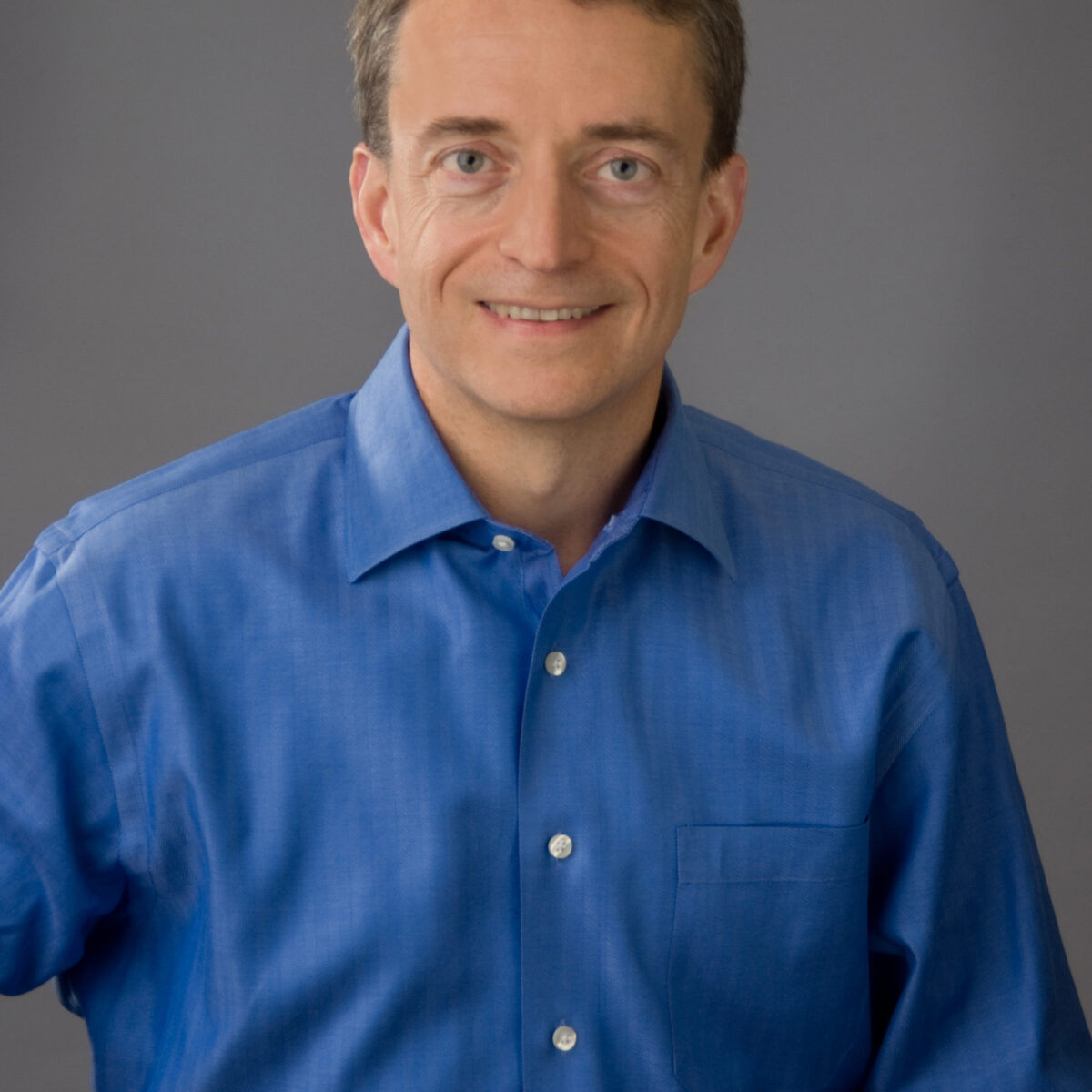 Pat Gelsinger - Intel Profile Photo