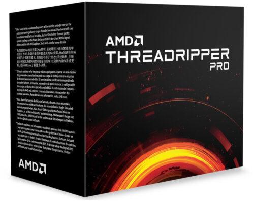AMD Ryzen Threadripper PRO Packaging