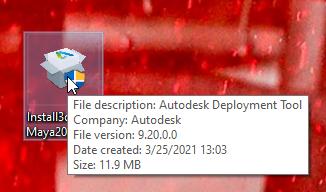 Autodesk Custom Installer