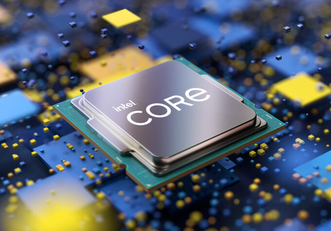 Intel Core Rocket Lake - Chip Shot