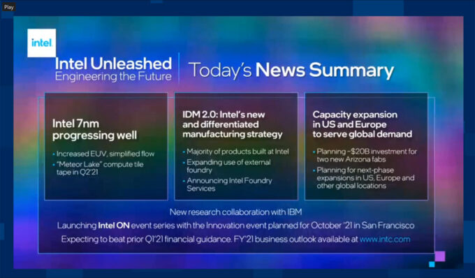 Intel Unleashed - Engineering the Future