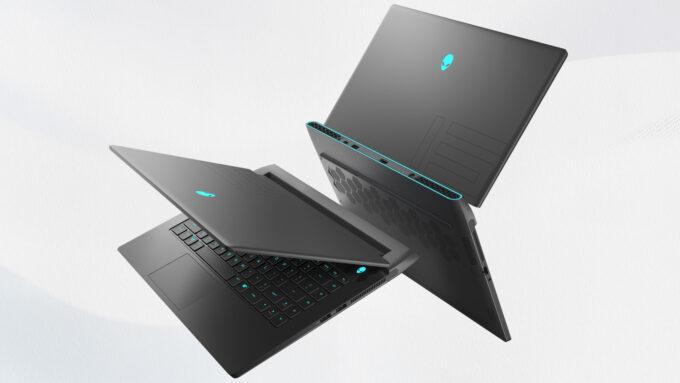 Alienware m15 Ryzen Edition R5 Gaming Notebook