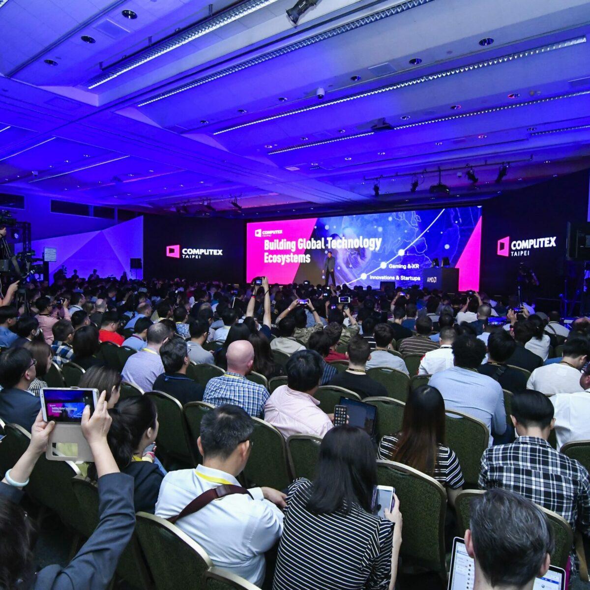 Computex 2019 Press Conference