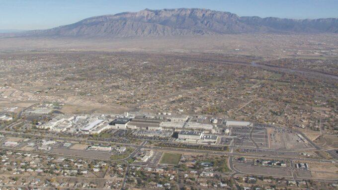 Intel New Mexico Rio Rancho Campus