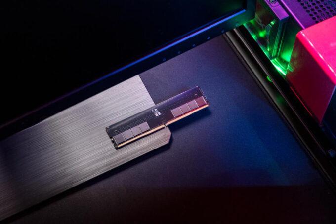 Kingston DDR5 Memory Module