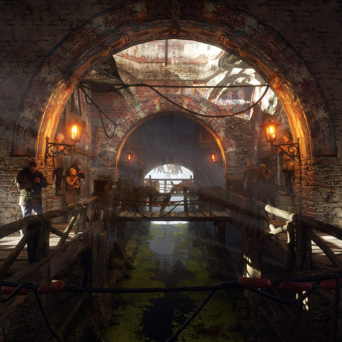 Metro Exodus PC Enhanced Edition - Ray Tracing