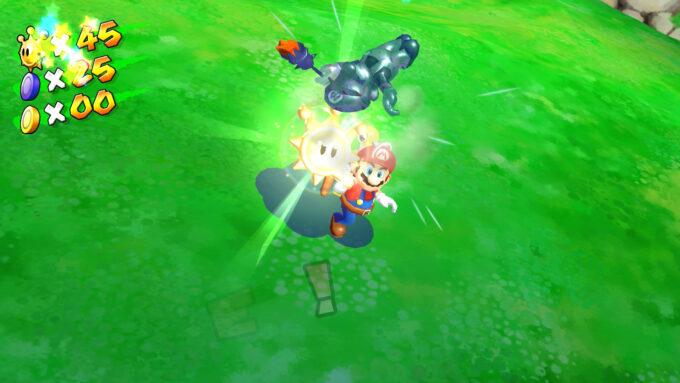 Super Mario Sunshine Running On Apple M1