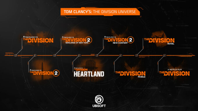 Ubisoft's The Division Content Plans