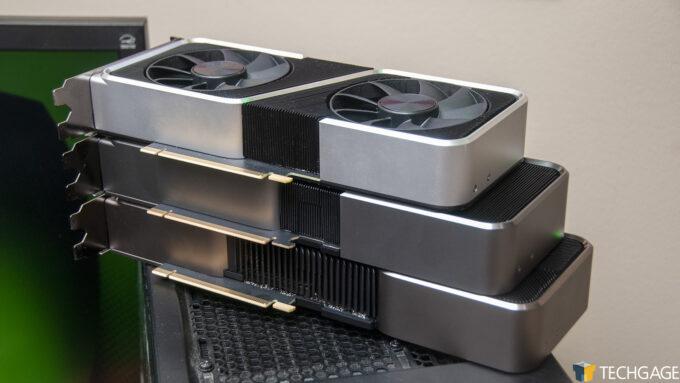 NVIDIA GeForce RTX 3060 Ti, 3070 Ti and 3080 Ti