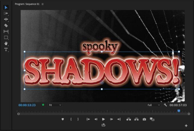 Adobe Premiere Pro - Improved Titles