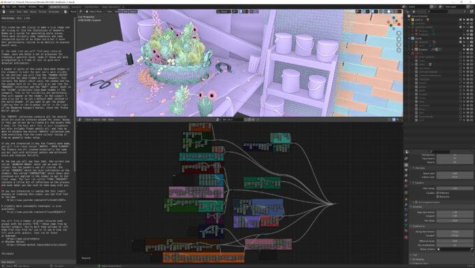 Blender - Still Life Project in 2.93