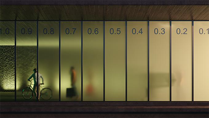 Corona Renderer 7 - Glass Improvements