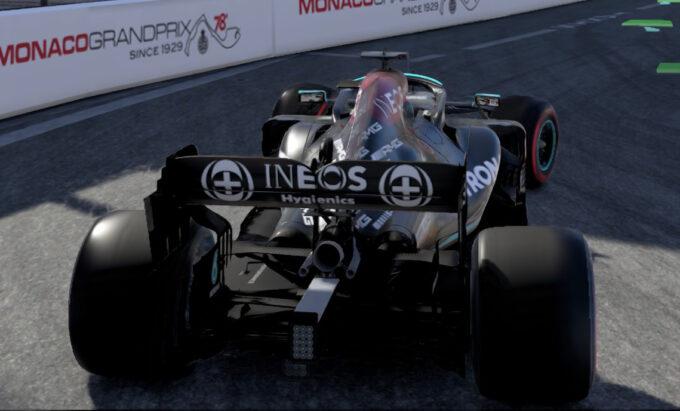 F1 2021 - NVIDIA DLSS Ghosting