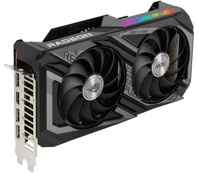 ASUS Radeon RX 6600 XT ROG Strix