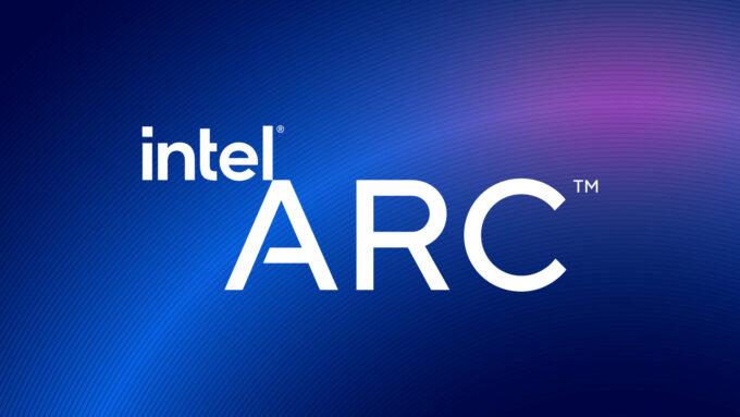 Intel Arc Discrete GPU Branding