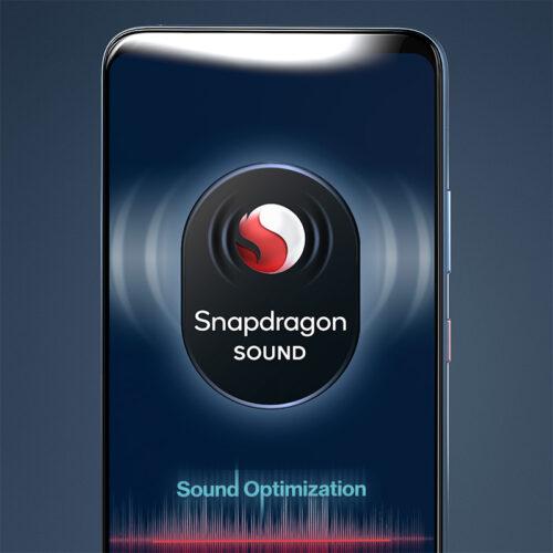 Qualcomm Snapdragon Sound Logo