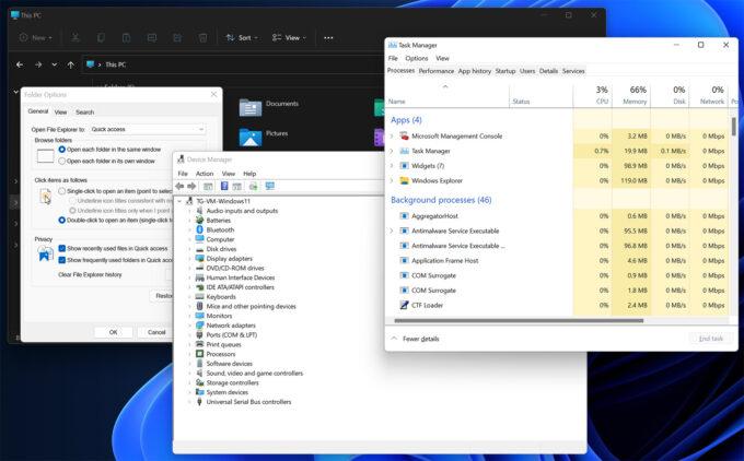 Windows 11 - Elements Needing To Be Themed