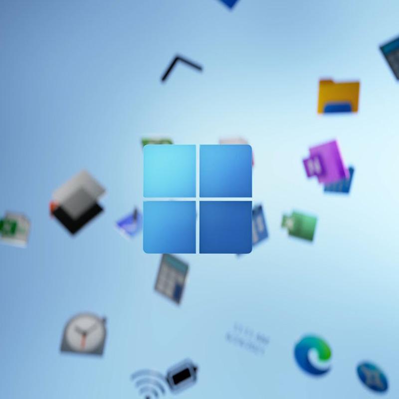 Windows 11 Icon Background (Thumbnail)