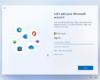 Windows 11 - OOBE (Microsoft Account Login)