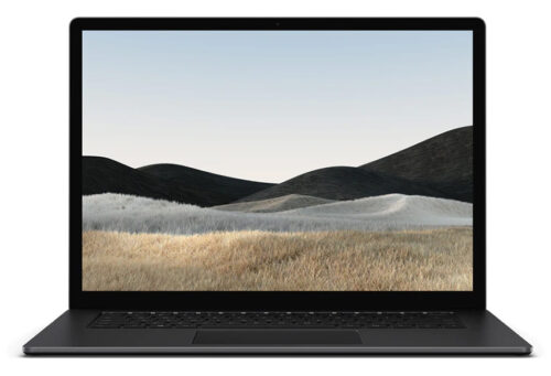 Microsoft Surface Laptop 4 - Front View