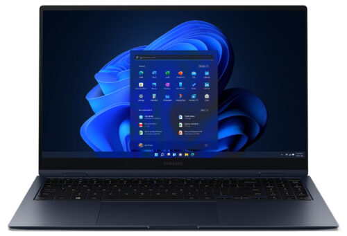 Samsung Galaxy Book Pro 360 - Front View